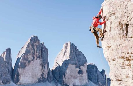 New Dolomites climbing guide available