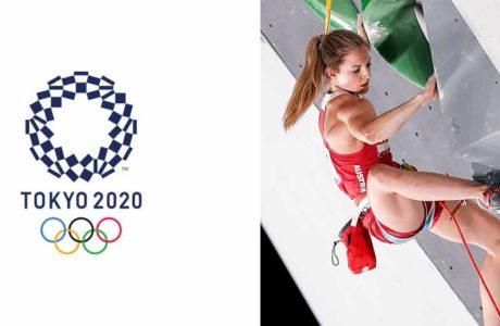 Escalada deportiva olímpica: resultados ronda final mujeres (velocidad, búlder, ventaja)