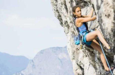 Laura Rogora succeeds 9a first ascent: Iron Man