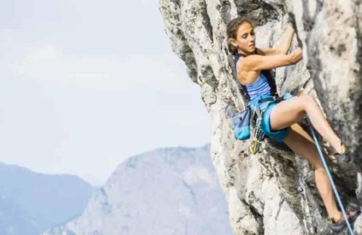 Laura Rogora gelingt 9a-Erstbegehung: Iron Man