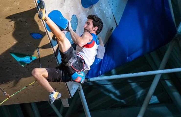 Lead World Cup in Kranj: information and livestream