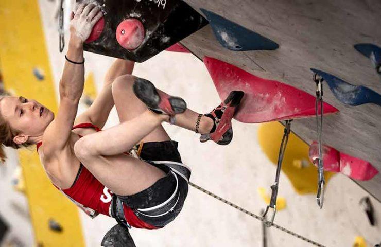 Michelle Hulliger y Dylan Chuat son los principales campeones suizos en 2021