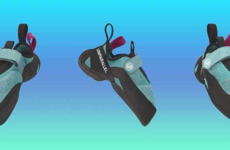 Zapato de escalada de alto rendimiento para mujer: Flagship Women de Unparallel