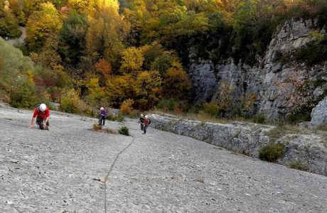 Riesgo de caída de rocas eliminado: la Oberbuchsiterplatte se puede volver a escalar