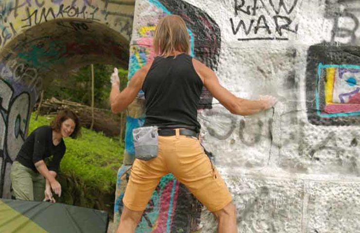 Tip: three urban bouldering spots in Bern