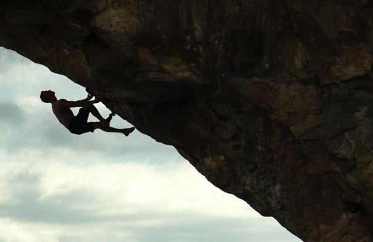 Jakob Schubert klettert DWS-Route Es Pontas   Interview