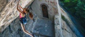 Laura Rogora klettert mit Erebor als erste Frau im Grad 9b/+