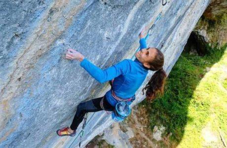 Laura Rogora imparable: 8b + a la vista, 9a punto rojo y más