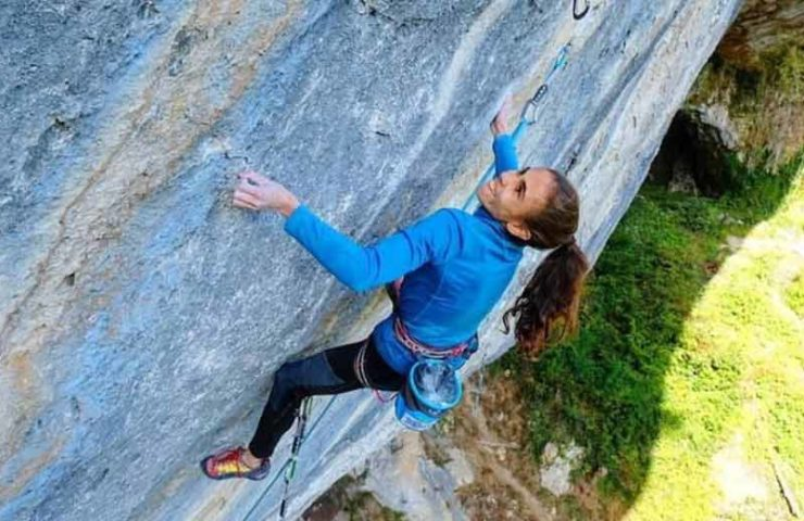 Laura Rogora unstoppable: 8b + onsight, 9a red point and more