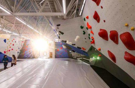 Neue Boulderhalle in Zürich: Boulderlounge Schlieren eröffnet