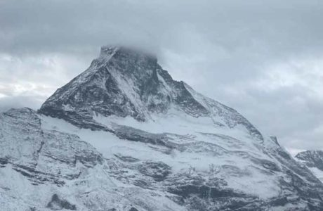 Two climbers on the Matterhorn have died fatally