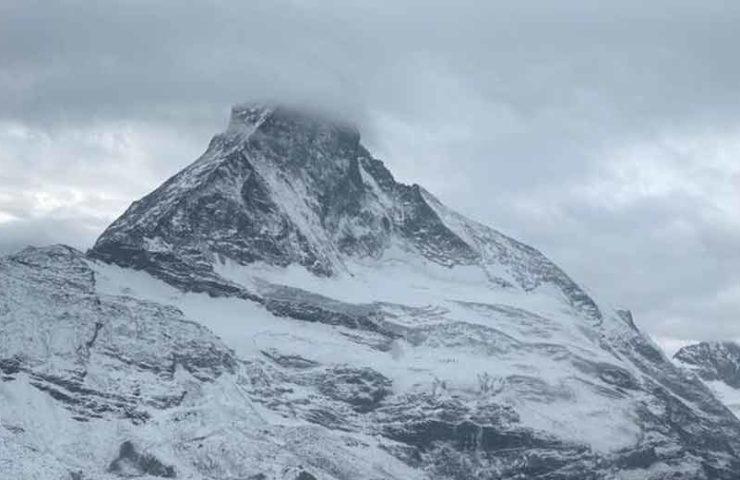 Dos escaladores en el Matterhorn han muerto fatalmente